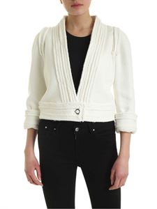 Iro - Cezais jacket in white