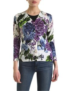 Samantha Sung - Charlotte cardigan with floral print