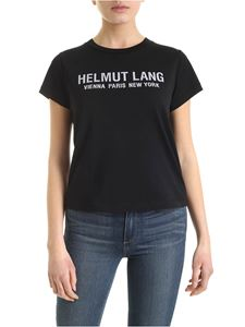 Helmut Lang - Baby T-shirt in black