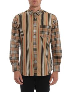 Burberry - Classic archive shirt