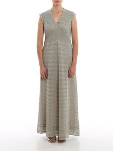 M Missoni - Viscose and lurex sleeveless dress