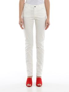Emporio Armani - Five pocket slim jeans