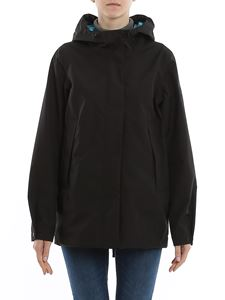 Peuterey - Labelle tech fabric jacket in black