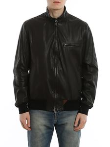 Stewart - Minsk leather jacket