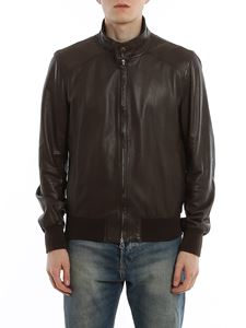 Stewart - Archie leather jacket