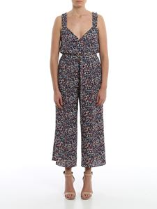 Michael Kors - Floral patterned jumpsuit