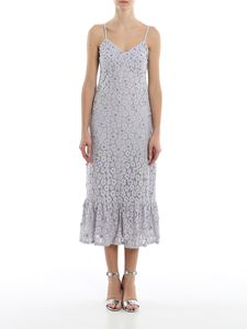 Michael Kors - Floral sequined lace dress