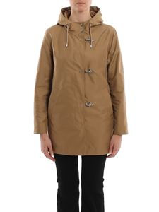Fay - Tech fabric coat