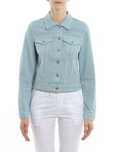 Dondup - Denim jacket in light blue