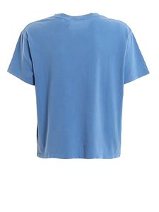 Levi's - Logo print garment dyed over T-shirt