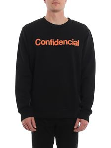 Marcelo Burlon County Of Milan - Felpa in cotone Confidential