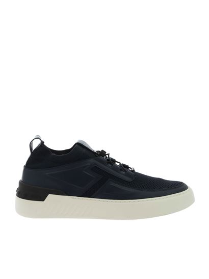 Tod's - No Code X Sneakers in blue