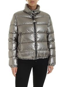 Moncler - Gris down jacket in grey