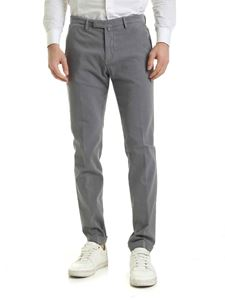 Briglia 1949 - Chino pants in gray