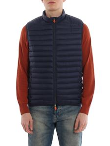 Save the duck - Water repellent quilted nylon padded vest