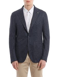 Tagliatore - Linen and cotton unlined blazer