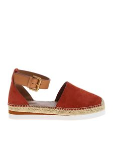 See by Chloé - Glyn espadrilles in orange