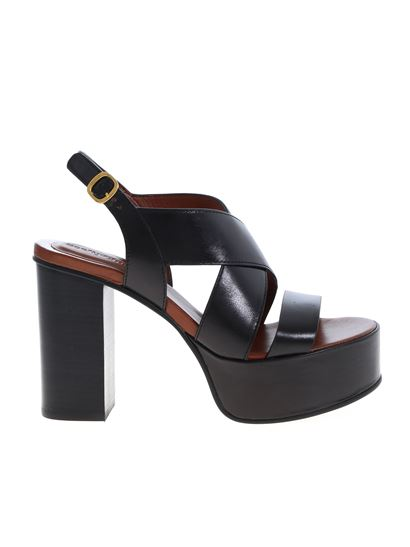 See by Chloé - Capurso sandals in black