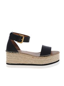 See by Chloé - Splash sandals in black