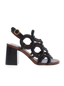 See by Chloé - Kara sandals in black