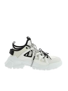McQ Alexander Mcqueen - Orbyt Sneakers in white