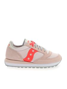 Saucony - Jazz Original Sneakers in pink and fluo fuchsia