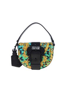 Versace Jeans Couture - Leo Chain print shoulder bag in multicolor