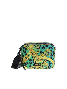 Versace Jeans Couture - Leo Chain print shoulder bag