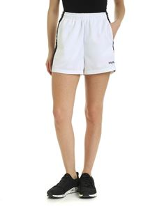 Fila - Tarin shorts in white