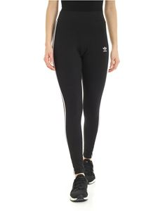 Adidas Originals - 3 Stripes Tights leggings in black