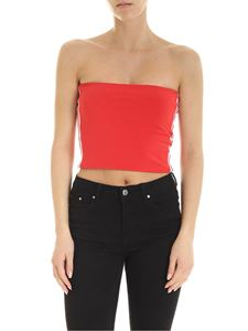 Adidas Originals - Tube Top in red