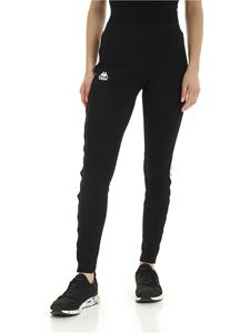 Kappa - Branded bands leggings in black