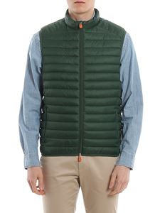 Save the duck - Gilet imbottito in nylon