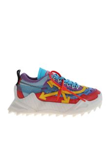 Off-White - Sneakers Odsy 1000 multicolor