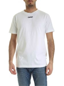 Off-White - Airport Tape T-shirt in white