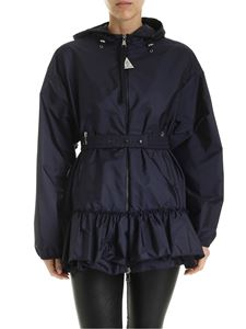 Moncler - Sarcelle jacket in blu