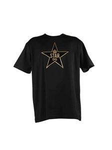 Dolce & Gabbana Jr - DG Star black t-shirt