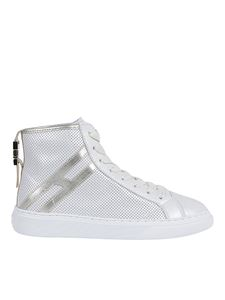 Hogan - Sneakers H365 alte in pelle