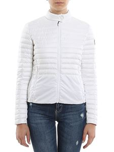 Colmar Originals - White nylon puffer jacket