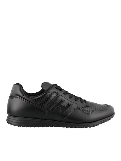 Hogan Spring Summer 2020 olympia x h205 leather sneakers ...