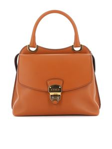 Tod's - Double compartment leather bag