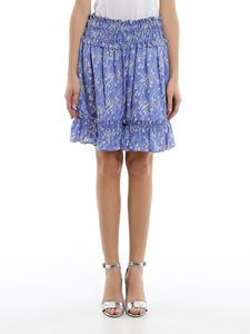 Kenzo - Urchin Waves mini skirt