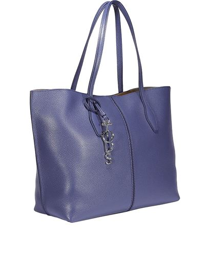 Tod's - Joy large hammered leather tote bag