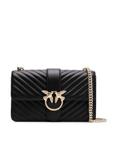 Pinko - Borsa Love Classic Mix in pelle