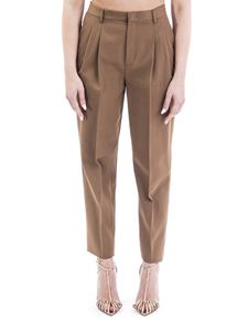 Red Valentino - High waist trousers with darts