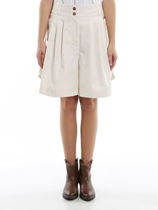 See by Chloé - Cotton drill shorts