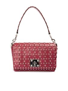 Red Valentino - Studs detailed cross body bag