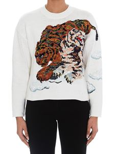 Kenzo - Pullover Cloud Tigers