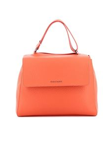 Orciani - Sveva Soft coral medium bag