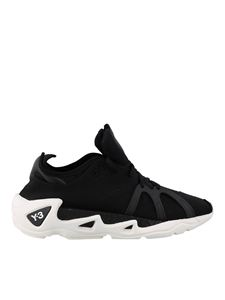 Y-3 - FYW S-97 sneakers with contrasting sole